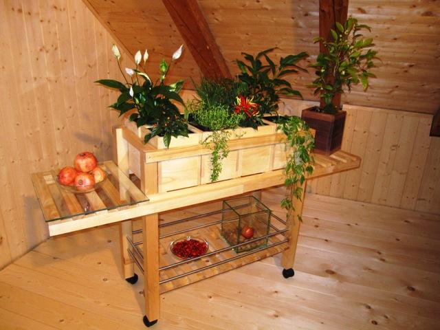 Rollender Garten Fur Seniorenresidenzen Altersheime Senioren